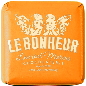 Sea-buckthorn and rosemary covered <br> dark chocolate